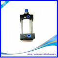 ISO9001SU Standard-Luftzylinder für Alu-Aluminium