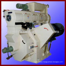 CE Approved small Ring Die Pellet Mill with high efficiency