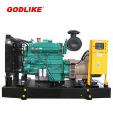 Générateur diesel ouvert du type CUMMINS de 313kVA / 250kw avec Ce / OIN