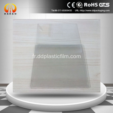 Film polyester enduit UV 125 microns