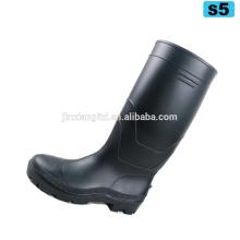 Стальные носки дешевые сапоги дождя ботинки дождя для мужчин