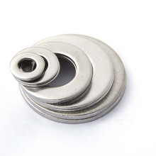 din125a high quality colored metal flat washer