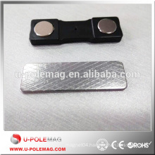 High Quality Magnetic Reusable Name Badge