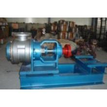 High viscosity paint pumps