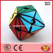 Les puzzles 3d twisty populaire MoYu Moyan v2 direct factory magic educational cube