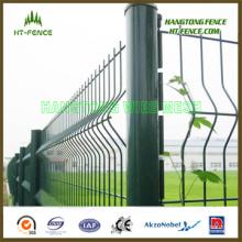 Vente chaude des panneaux de clôture de fil soudés les moins chers