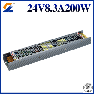 24V Triac Dimmer 200W Power Supply