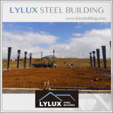 Steel structure workshops/plants/warehouse erection and fabrication