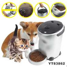 Automatic Pet Feeder, Removed Cat Food Feeder (YT83862)