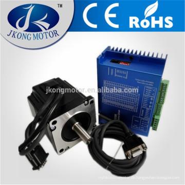 NEMA34 Closed Loop Schrittmotor mit Treiber und 3M Kabel