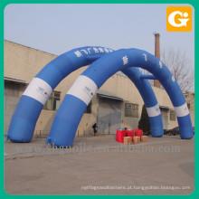 Cheap oxford arco inflável para venda