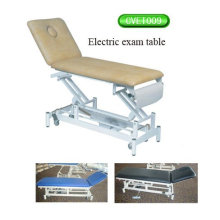 """4"""" Castors Portable Medical Electric Exam Table, Hydraulic Treatment Table"""