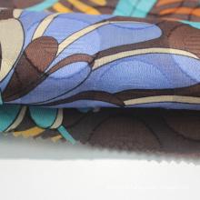 Popular beautiful 100 cotton printed jacquard fabric