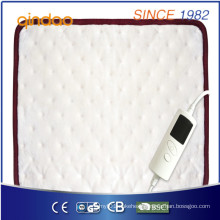 Fashion Washable Electric Heating Pad with Timer
