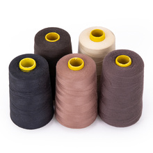 Sewing Thread 100% Cotton Thread For Wig Making
