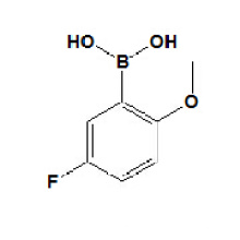 Ácido 5 - fluoro - 2 - metoxifenilborónico Nº 179897 - 94 - 0