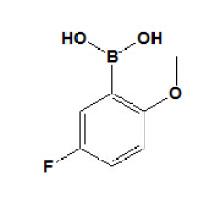 5-Fluoro-2-Metoxifenilbor�ico Acidcas N� 179897-94-0