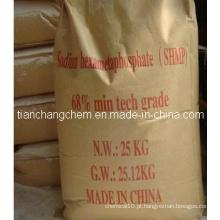 Chemical Wate Sódio Hexameta Fosfato (SHMP)