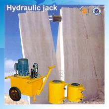 Hochwertiger Druck Werkzeuge Hydraulik-Wagenheber für Bruchstein