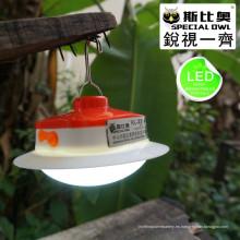 Bulbo al aire libre portable de 5W LED, mercado de la noche de la alta calidad LED Luces caseras de la granja