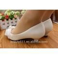 Cravate à lacets Chaussures à talons à eau lacée Chaussures et chaussures de mariée à bas talons et chaussures photo WS020