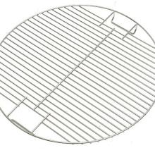 forme ronde de grille de barbecue portable en acier inoxydable