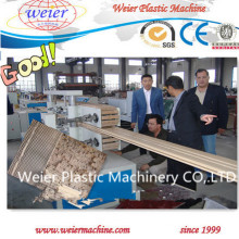 Wood Plastic Composite WPC Profiles Production Line