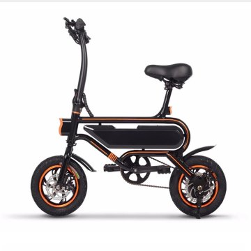 12'' 350W Light weight Adult Foldable Electric Bike