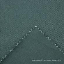 21x20 + 70D / 137x62 241gsm 157cm jupe en coton noir vert 3 / 1S tissu en tissu sans soudure tissu en sergé 32 * 32 + 40d