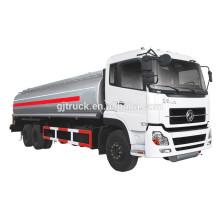 Unidad 6X4 Camión de combustible Dongfeng / Camión tanque de combustible / camión de aceite / Camión cisterna de aceite / Camión cisterna de combustible inoxidable / Remolque tanque RHD / LHD