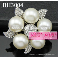 Broches de jóias flor de casamento