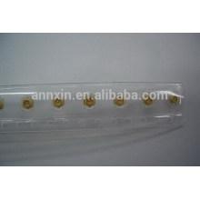 Günstigster hotsell IPEX / IPX / U.FL Koaxialer gerader Jack-Oberflächenmontage-horizontaler Verbinder