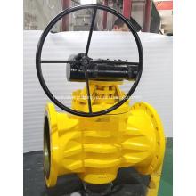 Válvula de bujão de aço fundido API 599