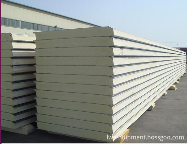 Light Weight Cement EPS PU Sandwich Wall Panel