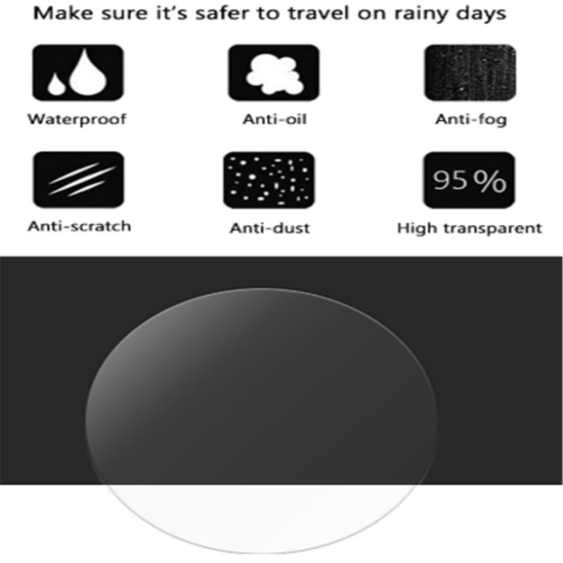 Anti Fog High Transparent Film 4
