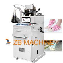 máquina de confecção de malhas automatizada 3.75 terry e lisa automática da peúga