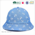 Classic Hot Sale Cotton Denim Fisher Hat