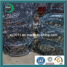 Fine Bared Wire Mesh Fencing