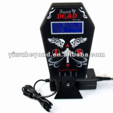Supply New Style Coffin Tattoo Power Equipment