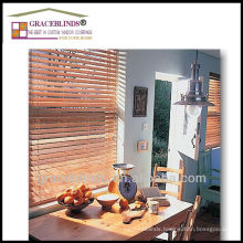 High profile ladder string variety material Wood blinds