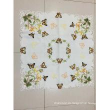 Mantel del día de Pascua del bordado de la mariposa 2016