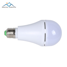 O alumínio 7watt 9watt 12watt branco novo de poupança de energia e27 do produto novo conduziu a lâmpada do bulbo