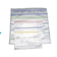 Embalagem de Alimentos / PE selado Zipper sacos /