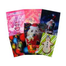 2015 New Printing Kids 3D Lenticular Sticker
