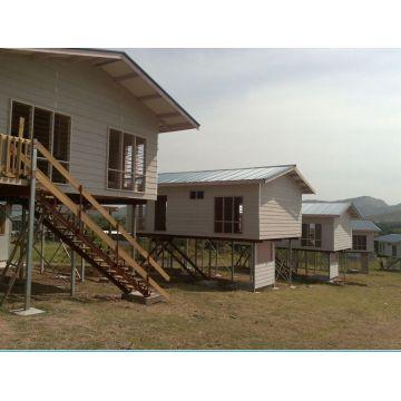 Steel Modular Family House