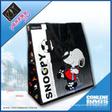 Snoopy Bag Used PP Woven Bag PP Woven Bag with Zipper