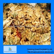 Fournisseur de crabe de boue congelée