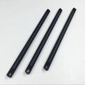 Custom Machining Black Delrin Rod