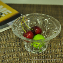 Wholesale Clear Glass Bowl with Lid