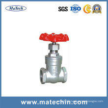 OEM Precision Stainless Steel 4 Inch Flanged Gate Valve